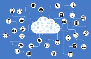 Internet das Coisas - Nuvem com vários dispositivos conectados