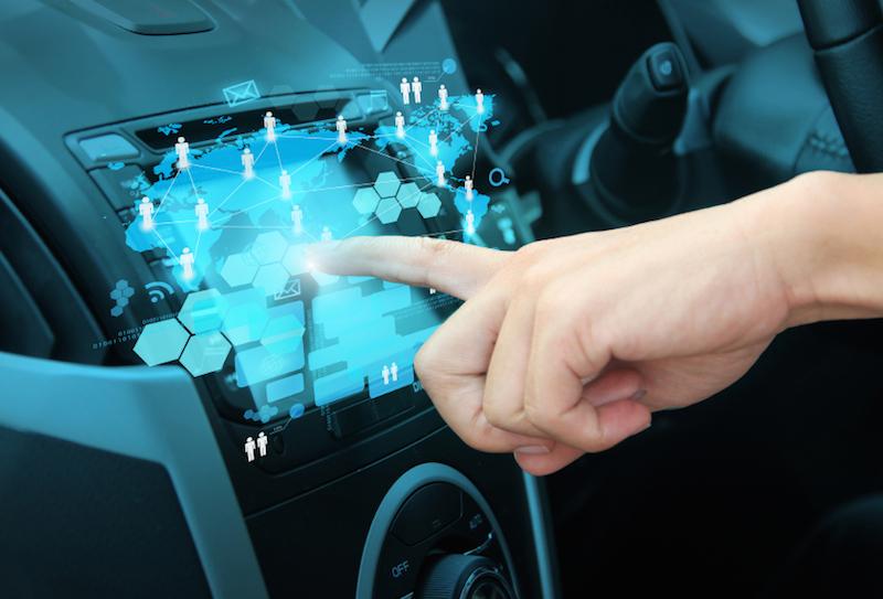 Carro do futuro terá diversas tecnologias que facilitarão a vida do condutor